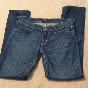Citizens of Humanity Skinny Jean Size 27